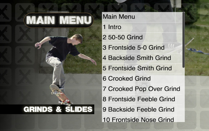 Grinds & Slides