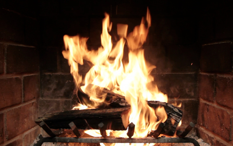 Search Results For Christmas Fireplace Screensaver