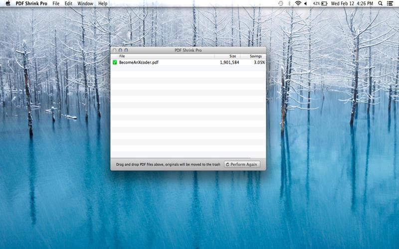 PDF Shrink Pro