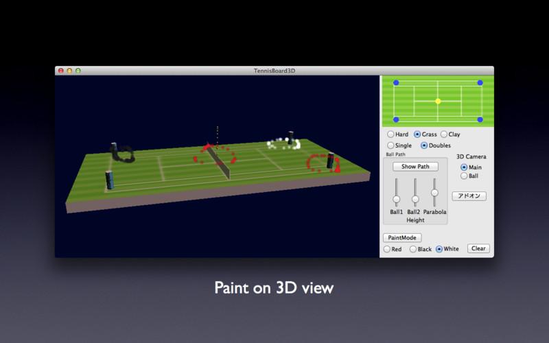 TennisBoard3Dx