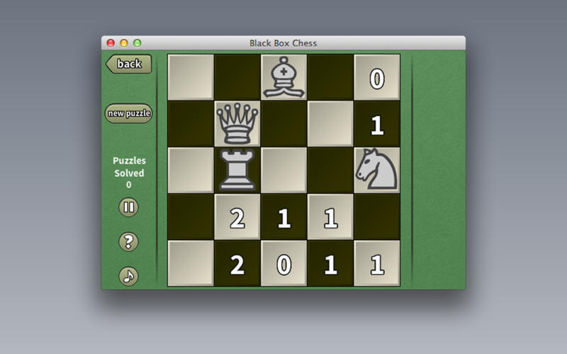 Black Box Chess