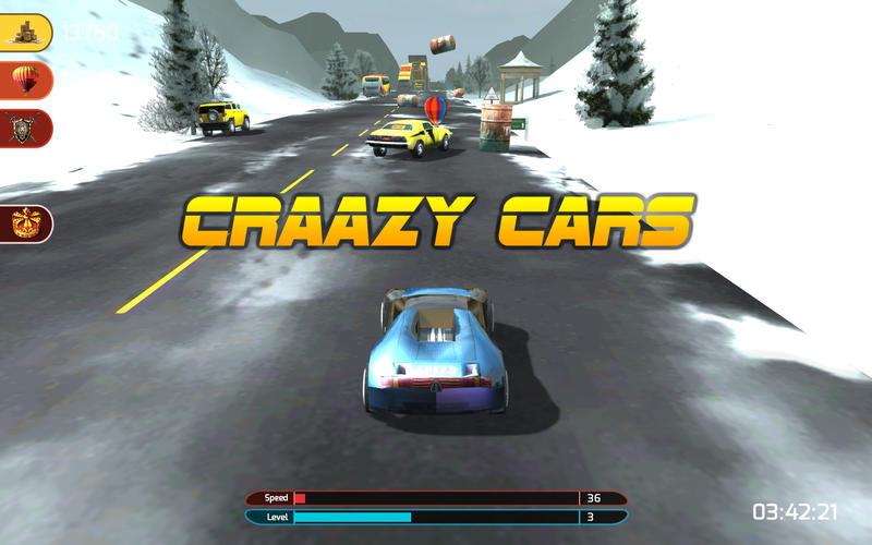 Wacky Cars - FREE