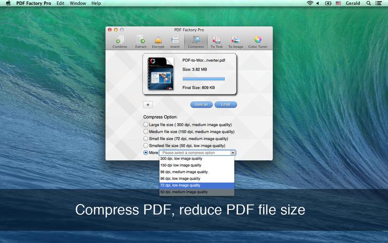 PDF Factory Pro