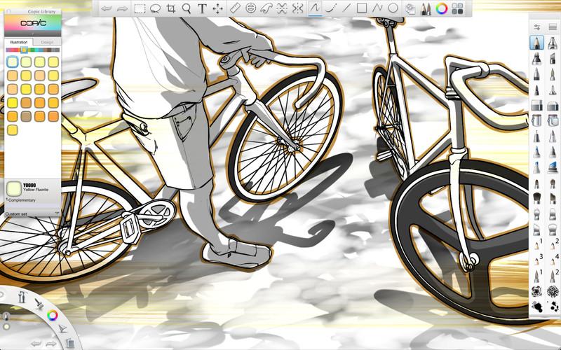 SketchBook Pro 6 for Mac