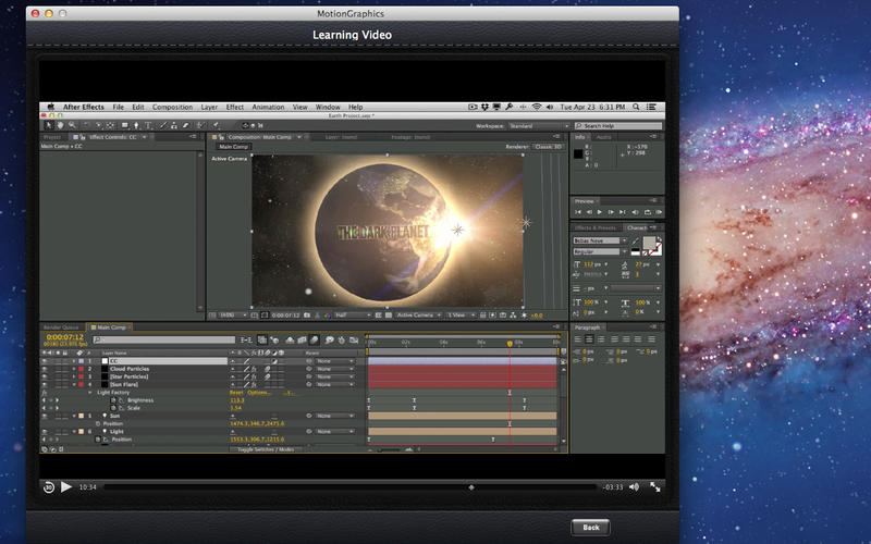 Motion Graphics Download App Mac Lisisoft
