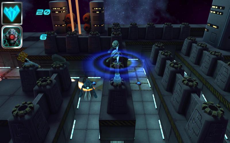 Aliens Grip TD 3D