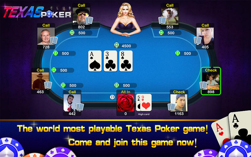 Texas Poker Club