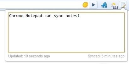 Chrome Notepad 1.8