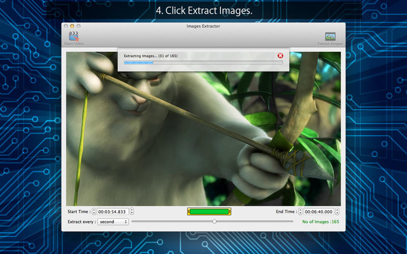 Images Extractor