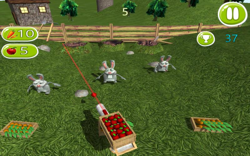Bold Rabbits Shoot