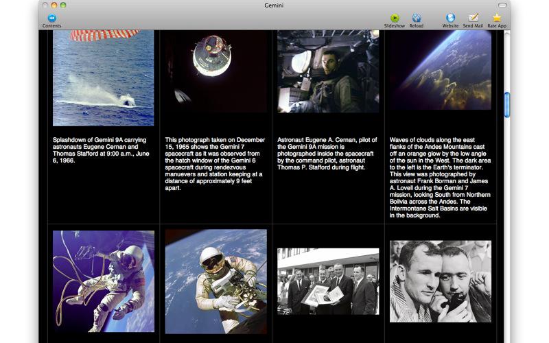 Space Flight Photos 1