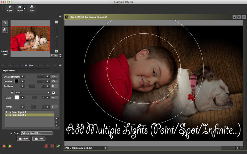 SpotLightsEffects