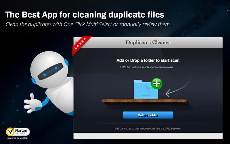 Duplicates Cleaner