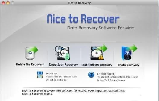 Nice to Recover Data 2.3.2