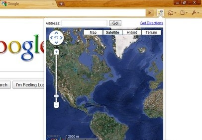 Mini Google Maps 1.1
