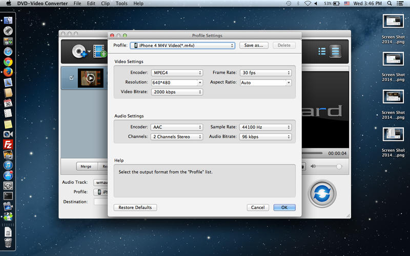 DVD-Video Converter