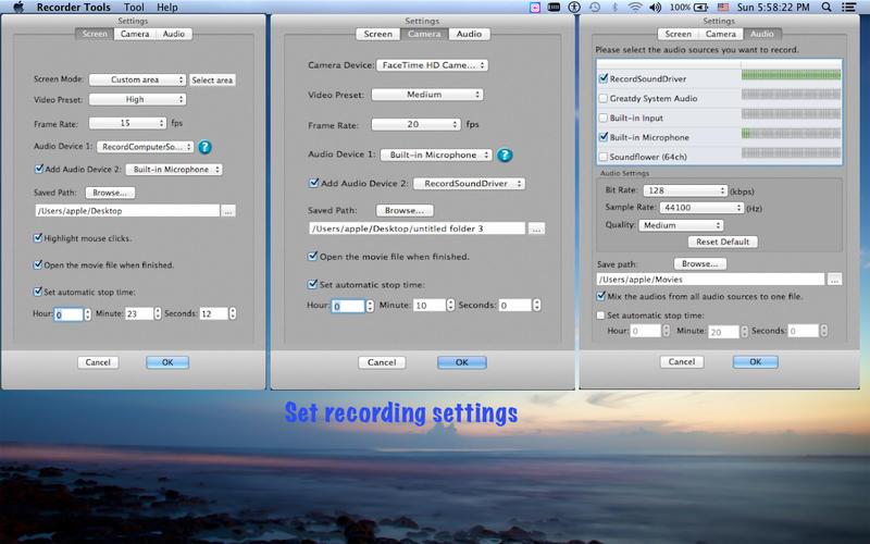 Recorder Tools Lite