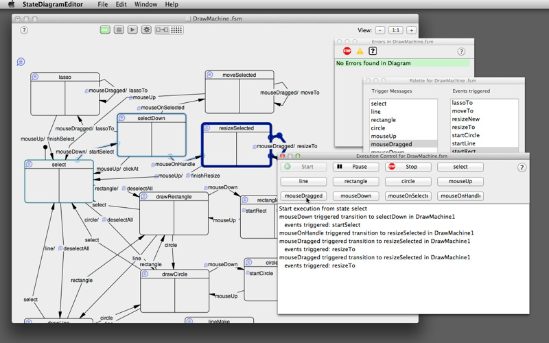 Uml Class Diagram Mac Softwares