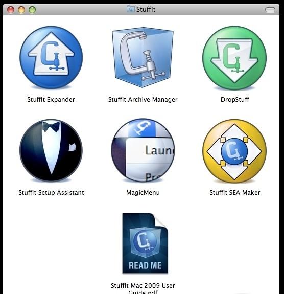 StuffIt Deluxe 2011 15.0.2
