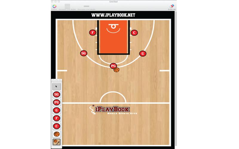 iPlayBook Basketball