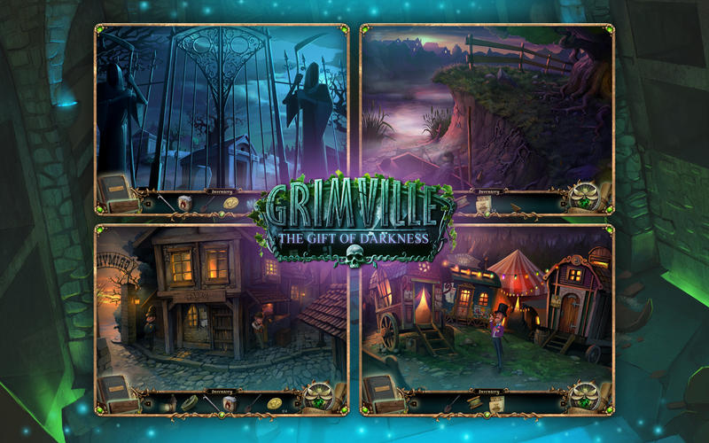 Grimville: The Gift of Darkness