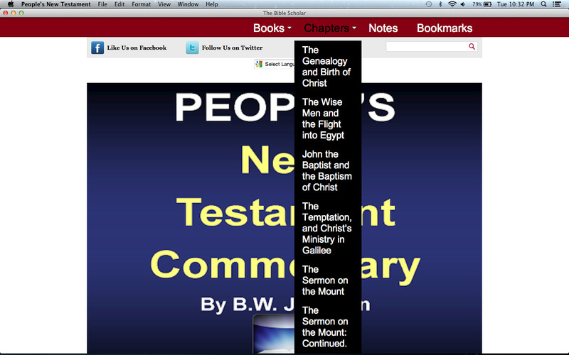 People`s New Testament