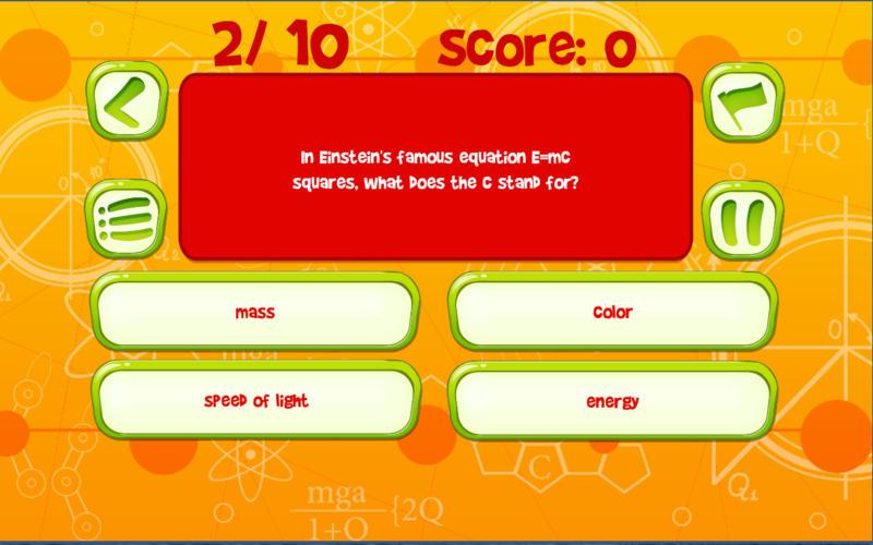 Physics Quiz Pro
