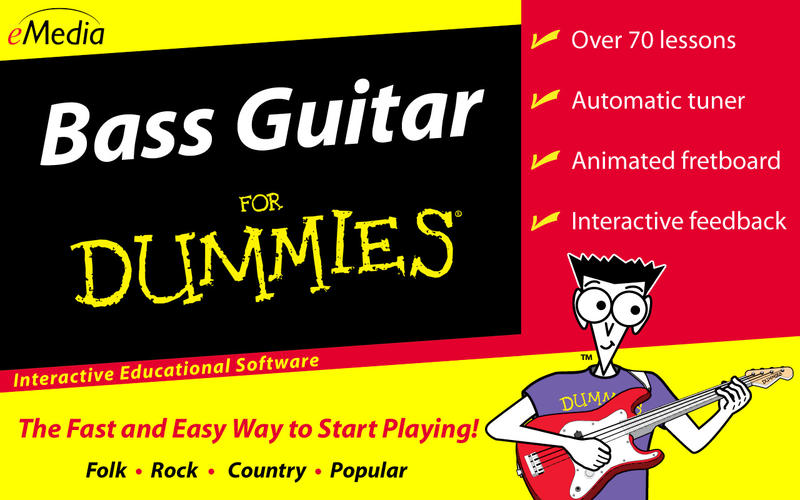 Guitar For Dummies Level 2 For Mac