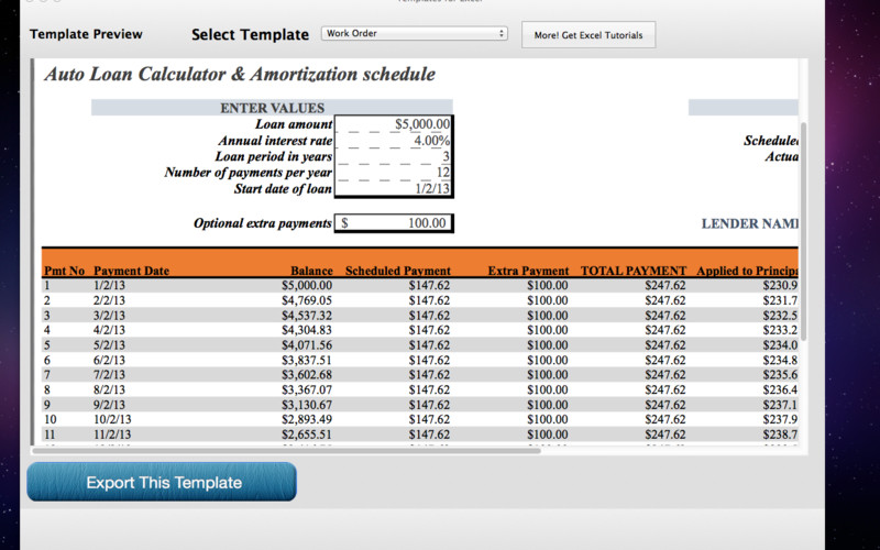 Avery 5160 Template For Excel