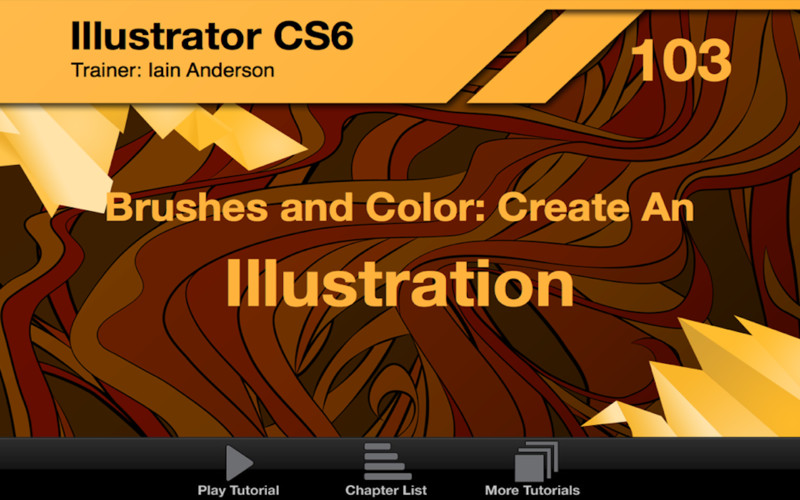 AV for Illustrator CS6 103 - Brushes and Color