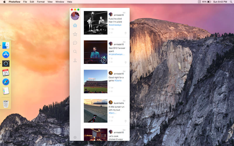 Photoflow — for Instagram