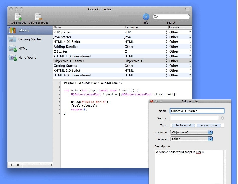Code Collector Pro 1.5.2