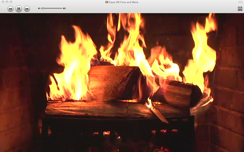 Animated Fireplace Screensaver Images