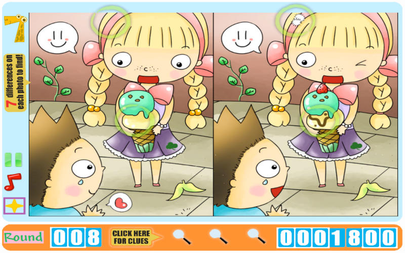 Spot the Difference for Kids 2 HD