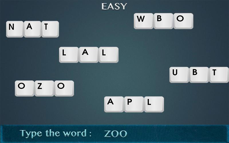 Word Scramble Tournament
