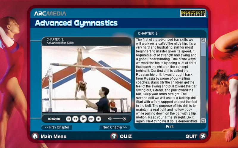 Gymnastics Coach Advanced Edition
