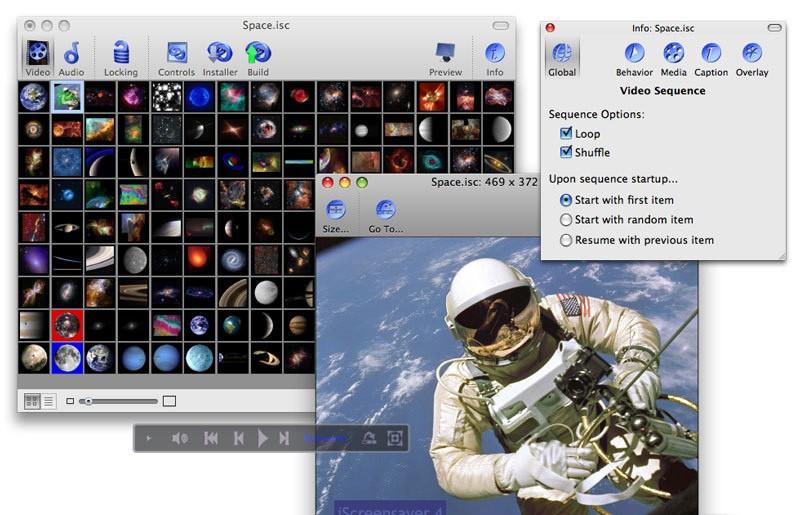 iScreensaver Designer 4.3.7.350