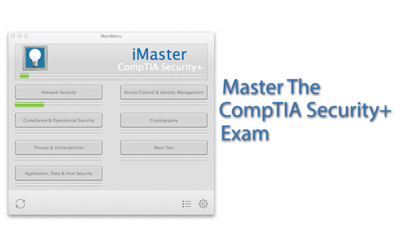 iMaster CompTIA Security+