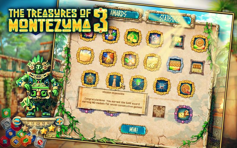 The Treasures of Montezuma 3 (Free)