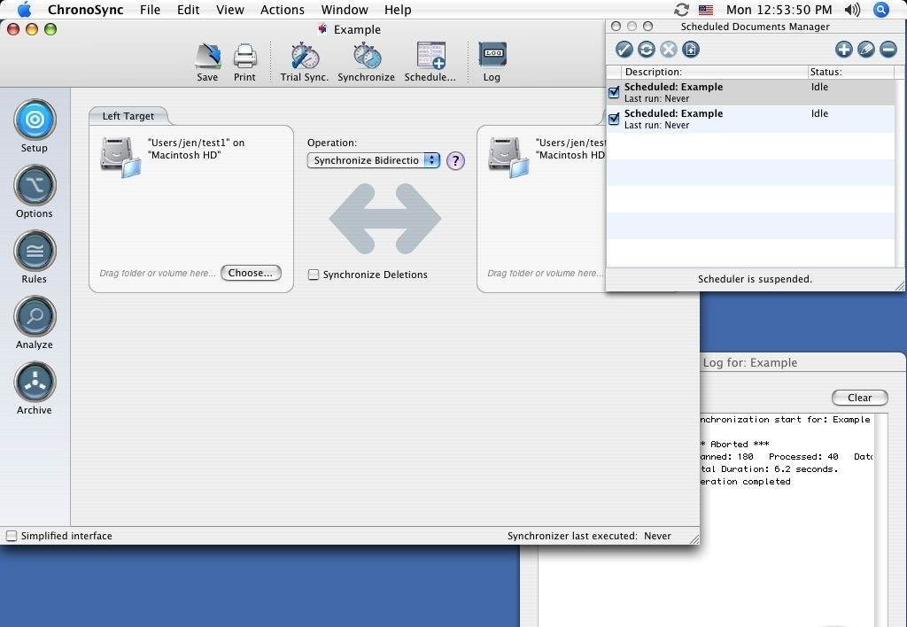 ChronoSync 4.2.1