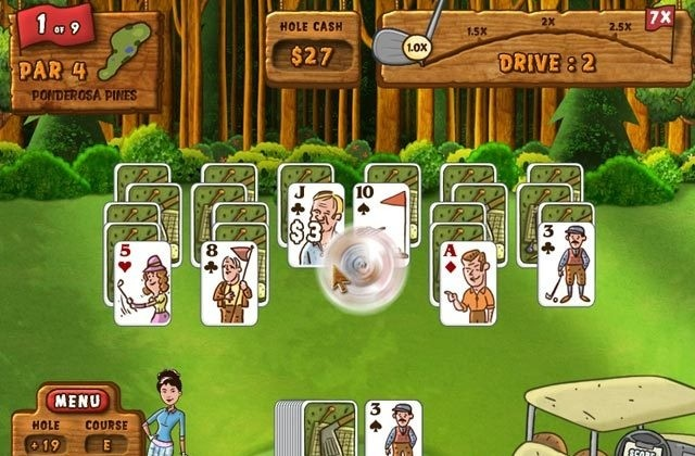 Solitaire 2.5.4.0 solitaire