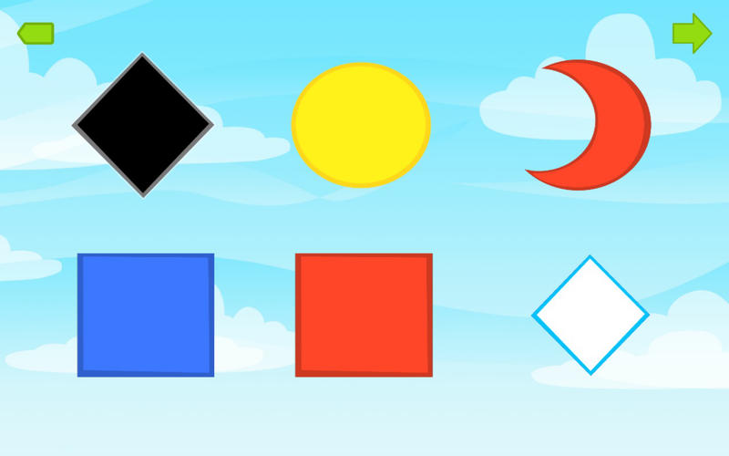 Learn Shapes and Colours Pro