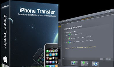 mediAvatar iPhone to Mac Transfer 3.0.16.0918