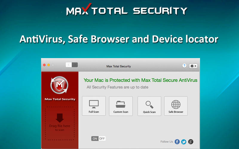 Max Total Security with Anti-Virus
