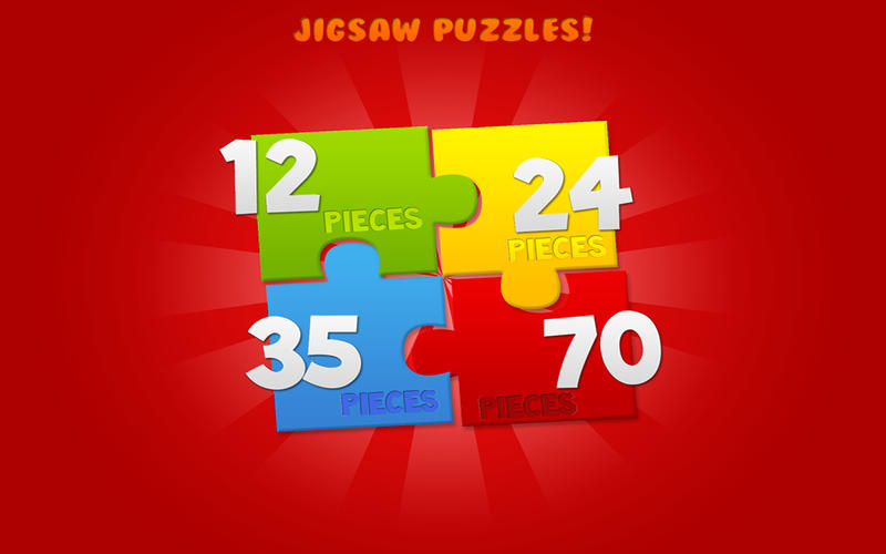 Puzzles for kids - Boys Puzzles