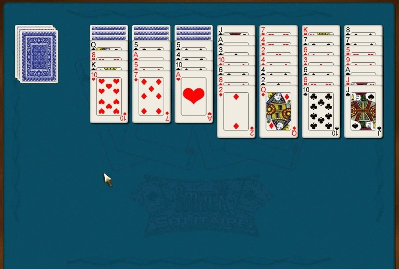 Smack Solitaire 1.0 solitaire