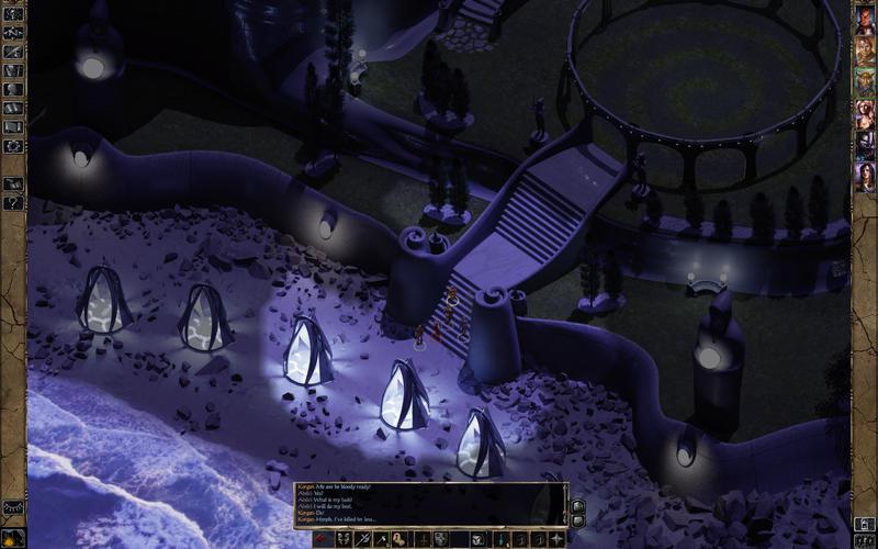 Baldur`s Gate II : Enhanced Edition
