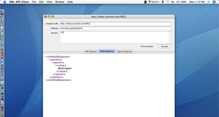 XML-RPC Client 2.0