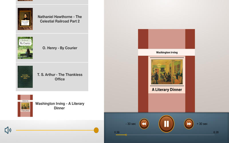 Best American Authors - Audiobooks Collection