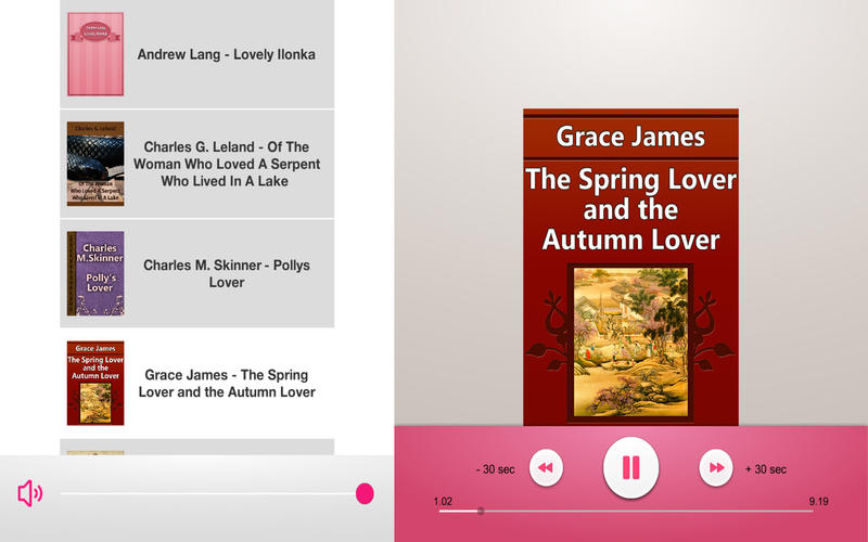 Love and Romance - Audiobooks Collection